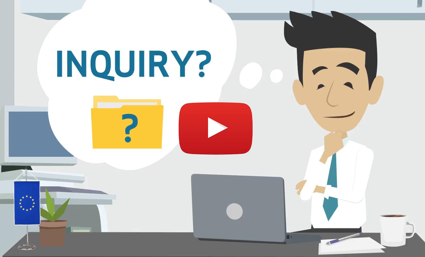 Inquiry animation
