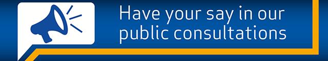 Public consultations