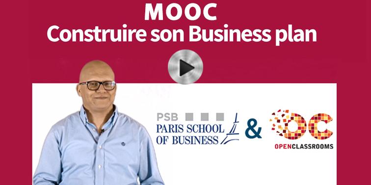 Inscrivez-vous au MOOC Business Plan